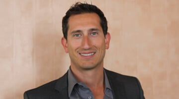 Chiropractor and CEO of DREAM Wellness — Dr. Brian Stenzler