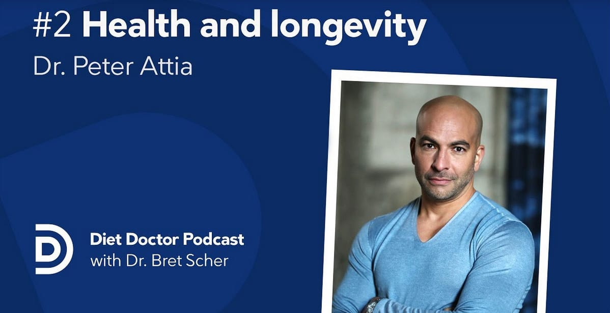 Health and Longevity with Dr. Peter Attia