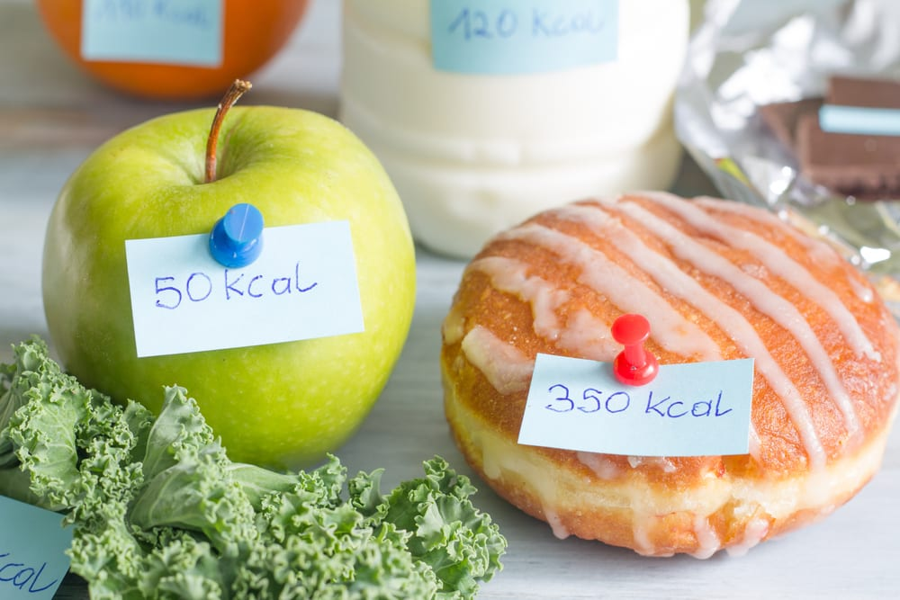 New Major Study: A Calorie Is Not A Calorie